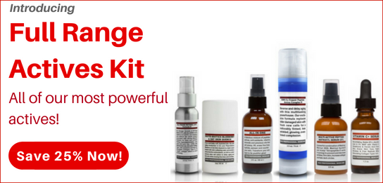 Full Range Actives Kit