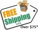 Free shipping to the US